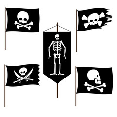 Jolly Roger set