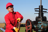 Oil and Gas Well Drilling Worker