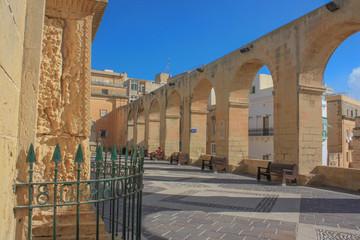 Malta Velletta Barka Garden