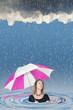 Regenschirm 51