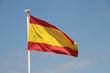 Nationalflagge Spanien