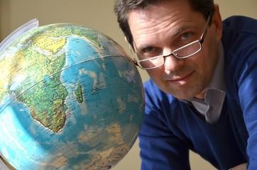 Lekcja geografii - początek podróży!