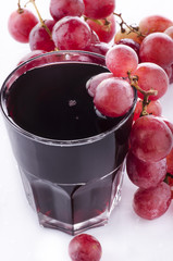 succo di uva rossa