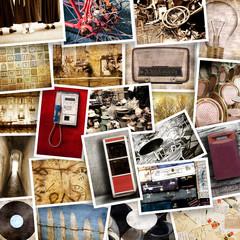 raccolta cartoline vintage