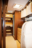 Interior of Recreational Vehicle