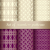 Set of seamless pattern 5