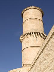 Fort Saint Jean Turm