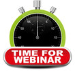 TIME FOR WEBINAR ICON
