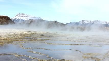 termal kaynak suları