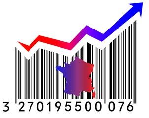 Consommation française en hausse