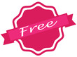 Pink Free Icon