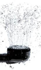 shower background