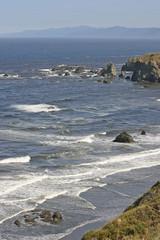 Volcanic Coast of California