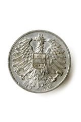 1 Groschen 1952 Австрийский шиллинг Szyling austriacki