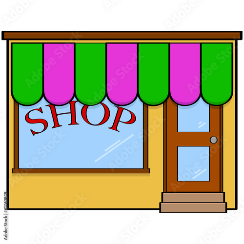 Store front