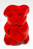Easter Bunny Gummy Red