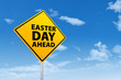 Easter day ahead
