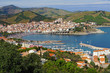 Banyuls-sur-Mer coastal town in south of France