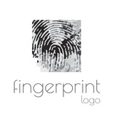 Fingerprint logo