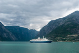 Norway, cruise around the Fjords