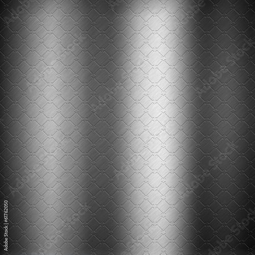 Embossed metal background