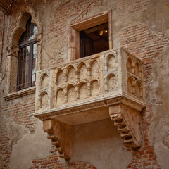 Romeo and Juliet balcony