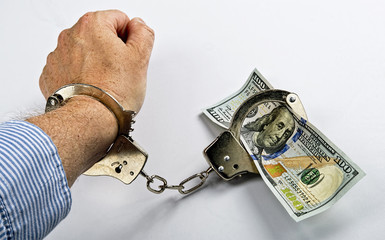 Prisoner of Money.