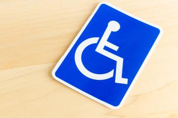 cripple sign