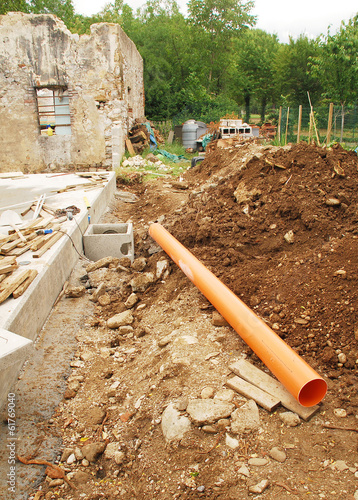Sewer Contruction