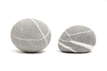 Smooth sea stones