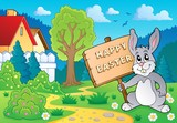 Easter bunny topic image 5