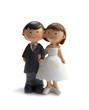 jeune couple mariage