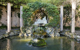 Fountain Horta Labyrinth