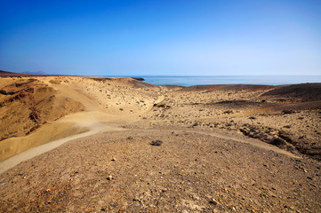Summer in lanzarote