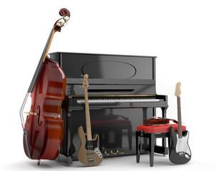 Jazz, Blues o Rock