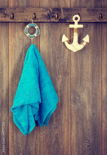 Hanging Towel