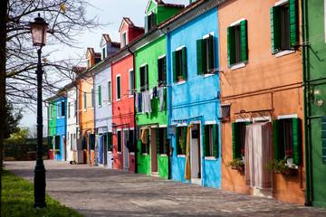 Burano, Venice. Italy