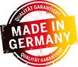 Stempel rund Made in Germany