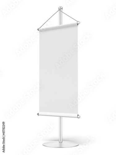 canvas print picture Roll up banner