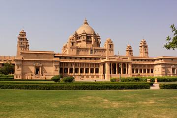 Umaid Bhawan Palace  Taj Hotel  Jodhpur Rajasthan