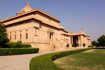 Umaid Bhawan Palace  Taj Hotel  Jodhpur Rajasthan India