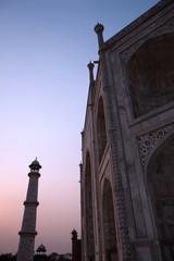 Taj Mahal - world heritage site, Agra