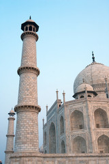 Taj Mahal - world heritage site, Agra