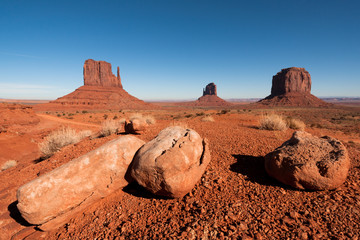 Monuments Valley in Arizona