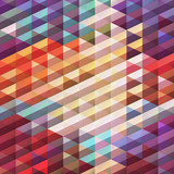 Fototapety Abstract geometric style background
