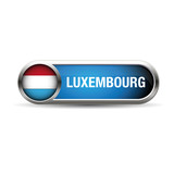 Circular, buttonised flag of Luxembourg