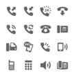 Phone icons - 61792878