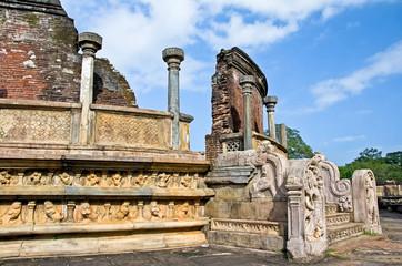 Polonnaruwa  Ancient Vatadage