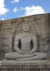 Polonnaruwa Ancient Gal Vihara