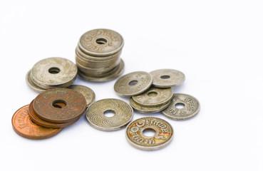 Old Thai coin